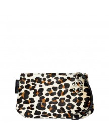 Chalrose Cow Click Clutch Leopard afbeelding