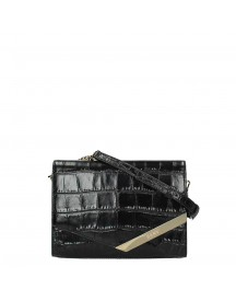 Dkny Original Mini Flap Crossbody Black afbeelding