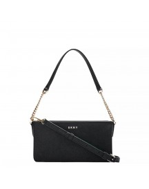 Dkny Original Small Zip Crossbody Black afbeelding