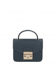 Furla Metropolis Mini Top Handle Ardesia afbeelding