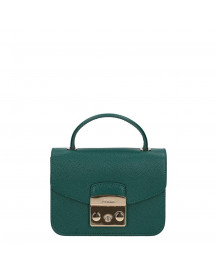 Furla Metropolis Mini Top Handle Cipresso afbeelding