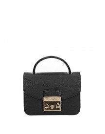 Furla Metropolis Mini Top Handle Onyx afbeelding