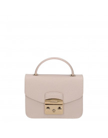 Furla Metropolis Mini Top Handle Perla afbeelding