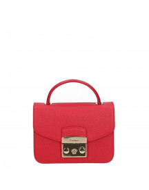 Furla Metropolis Mini Top Handle Ruby afbeelding