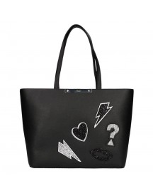 Guess Britta Tote Black afbeelding