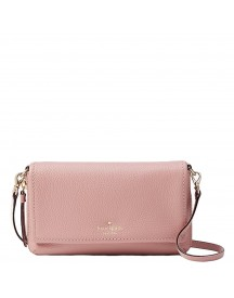 Kate Spade Cobble Hill Taryn Shoulderbag Pink Granite afbeelding