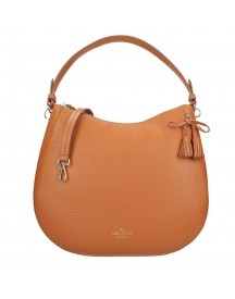 Kate Spade Hayes Street Aiden Shoulderbag Warm Cognac afbeelding