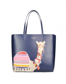 Kate Spade Spice Things Up Camel Halie Shopper Multi afbeelding