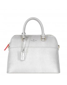 Pauls Boutique The Berners Collection Maisy Handle Bag Silver afbeelding
