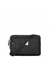 Sandqvist Ryan Shoulderbag Black afbeelding