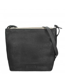 Shabbies Amsterdam Avirex Cross Body Medium Black afbeelding