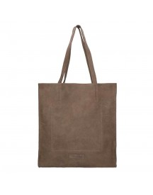 Shabbies Amsterdam Utah Shopping Bag Medium Taupe afbeelding