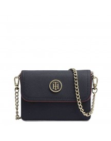 Tommy Hilfiger Women Honey Mini Crossover Navy afbeelding