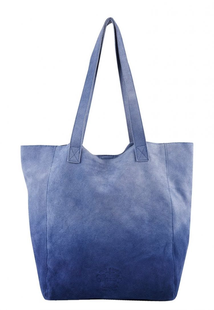 Image Superdry Anneka Shopper Navy Dip