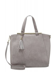 Anna Field Shopper Light Grey afbeelding