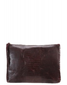 Banana Republic Clutch Burgundy afbeelding