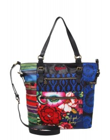 Desigual Argentina Shopper Multicoloured afbeelding