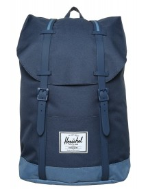 Herschel Retreat Rugzak Navy/captains Blue/navy Rubber afbeelding