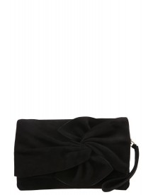 Karen Millen Laurel Canyon Clutch Black afbeelding