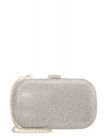 Karen Millen Laurel Canyon Clutch Gold afbeelding