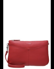 Le Tanneur Valentine Clutch Rouge afbeelding