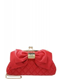 Love Moschino Clutch Rosso afbeelding