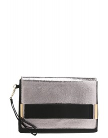 Lydc London Clutch Black/gold afbeelding