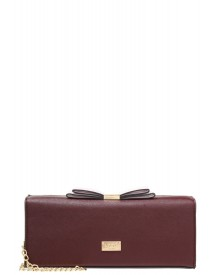 Lydc London Clutch Wine/pink afbeelding