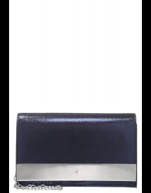 Menbur Malva Clutch Midnight Blue afbeelding