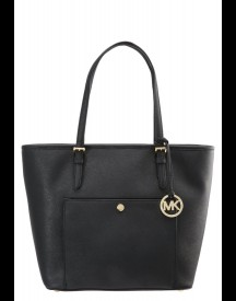 Michael Michael Kors Jet Set Shopper Black afbeelding
