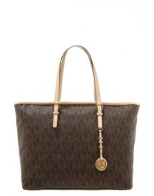 Michael Michael Kors Jet Set Travel Shopper Brown afbeelding