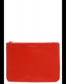 Moss Copenhagen Sia Clutch Orange afbeelding