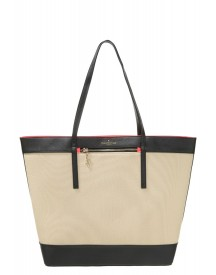 Paul's Boutique Kiera Shopper Natural/black afbeelding