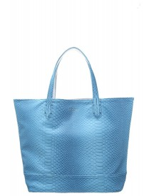 Paul's Boutique Shopper Teal/silver afbeelding