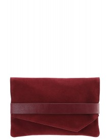 Selected Femme Sfraddy Clutch Cabernet afbeelding