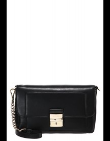 Trussardi Bloom Clutch Black afbeelding