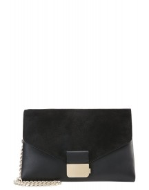 Whistles Artesia Clutch Black afbeelding