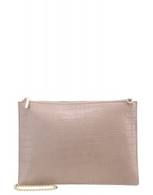 Whistles Rivington Clutch Grey afbeelding