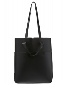Zign Maxi Shopping Bag Handtas Black afbeelding