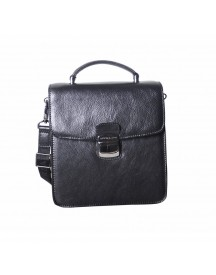 Arthur&aston Cross Body Tas 1389-02 Zwart afbeelding