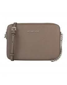 Michael Kors Cross Body Tas Jet Set Travel 32s4stvc3l Cinder afbeelding
