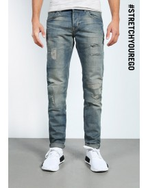 Chasin' Jeans Ego Tapered Just S6 afbeelding