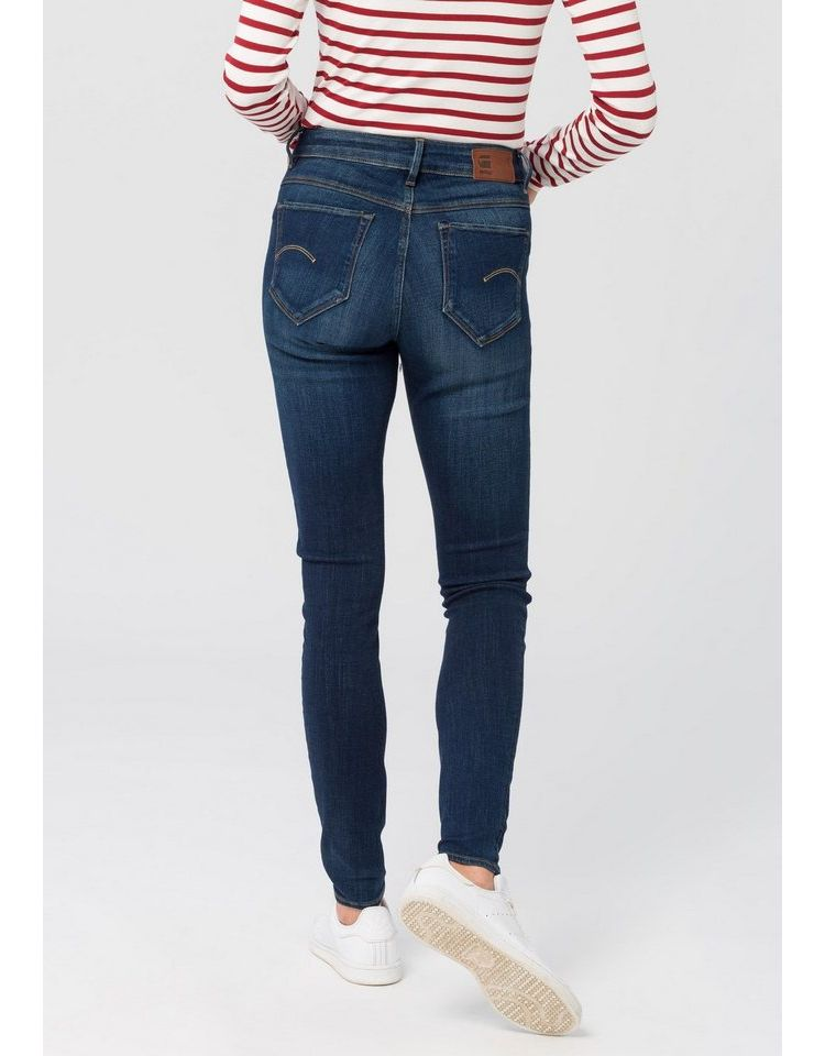 Image G-star Raw Skinny Fit Jeans