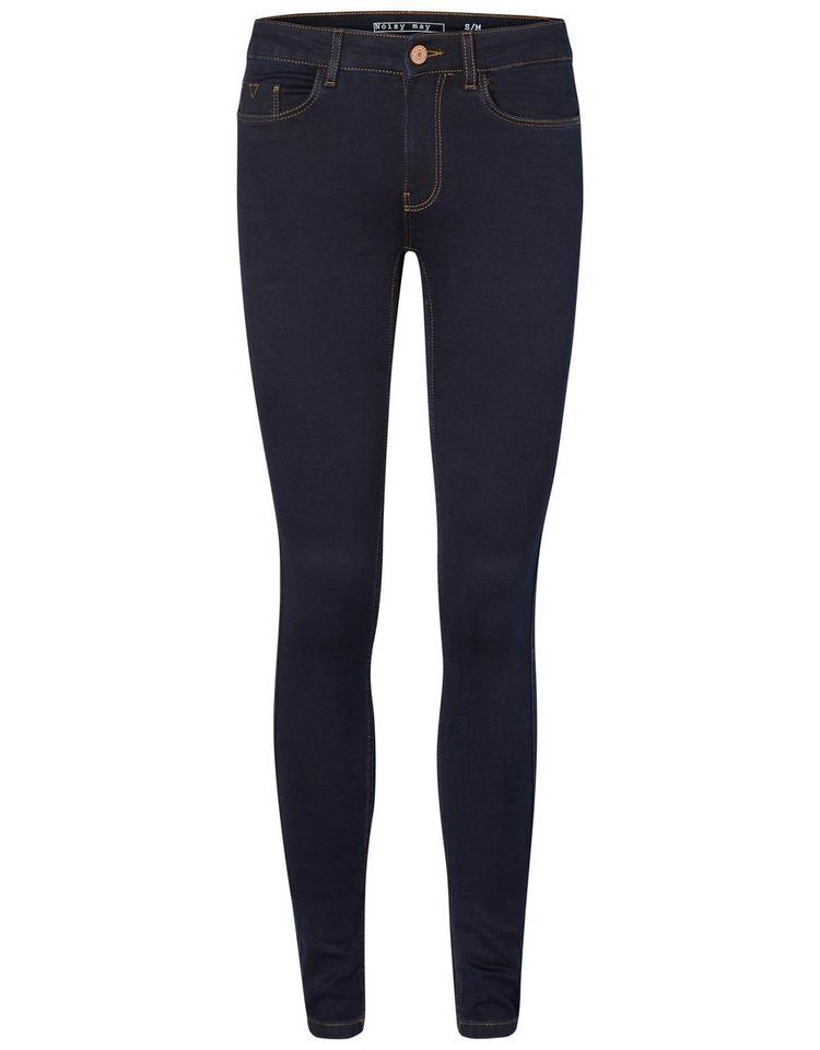 Image Nu 21% Korting: Noisy May Extreme Lucy Nw Skinny Jeans