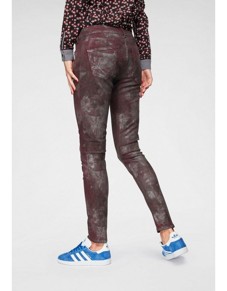 Image Nu 15% Korting: Pepe Jeans Skinny Fit Jeans Pixie Silver Moon