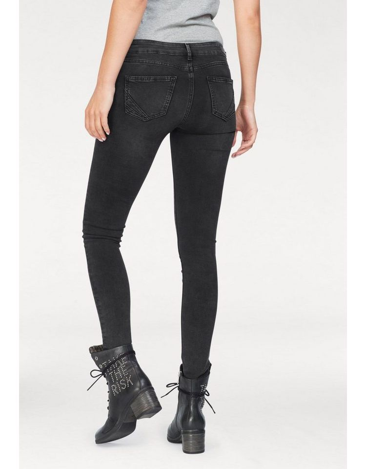 Image Nu 15% Korting: Pepe Jeans Skinny Fit Jeans Pixie Stars
