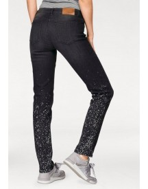 Nu 15% Korting: Aniston Skinny Fit Jeans afbeelding