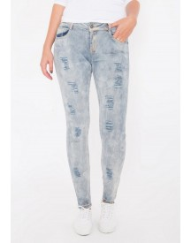 Blue Monkey Skinny Jeans Honey 1625 afbeelding