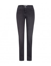 Brax Style Shakira Free To Move: Skinny Five Pocket Jeans Met... afbeelding