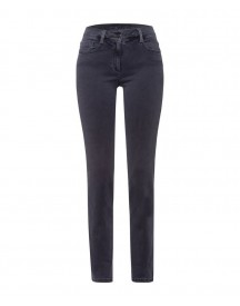 Nu 20% Korting: Brax Shakira - Dames Jeans Thermo Free To Move: Modische Broek In Thermo Denim afbeelding